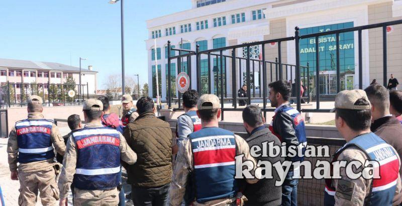 Kahramanmaraş'ta enerji nakil kablo hırsızlığı şebekesi çökertildi