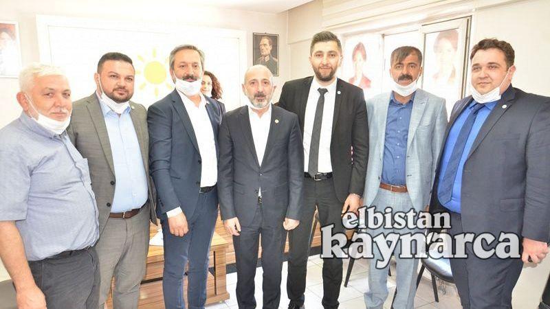 İYİ Parti'de mevcut Başkan Hüseyin Gül, güven tazeledi