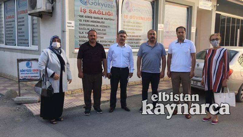 MHP'den Türkiye Kamu-Sen temsilciliklerine ziyaret