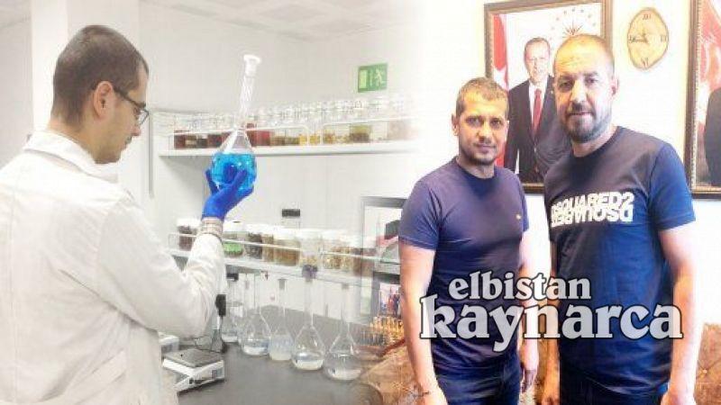 Elbistan'da virüse karşı 10 milyon litre dezenfektan üretilecek