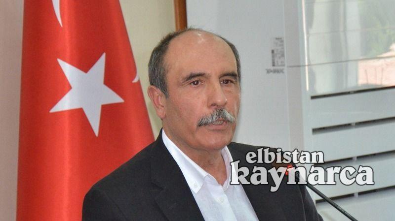 """Balcıoğlu: """"Elbistan'la beraber yürümemiz gerekiyor"""""""