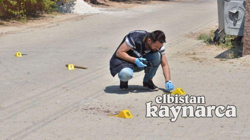 Elbistan'da bıçaklı ve silahlı kavga: 1 ölü 2 yaralı
