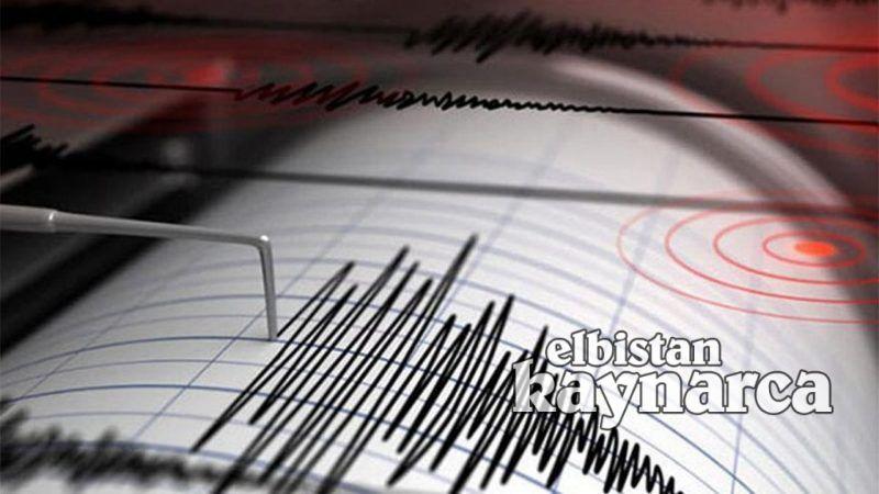 Yazıhan depremi, Elbistan'da da hissedildi