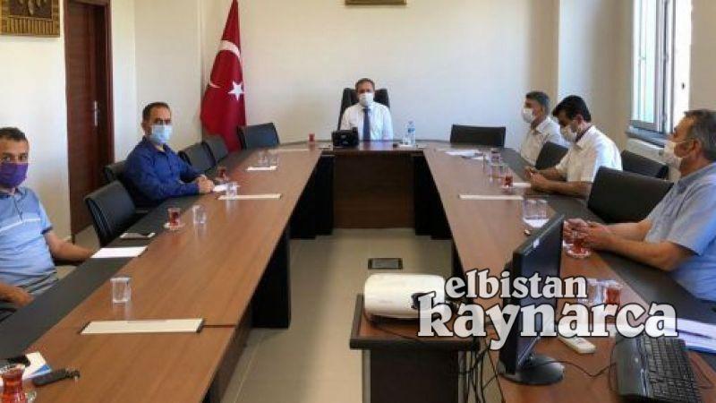 """Kaymakam Demir: """"Virüsü ceza ve cebirle değil hoşgörü ile yeneceğiz"""""""