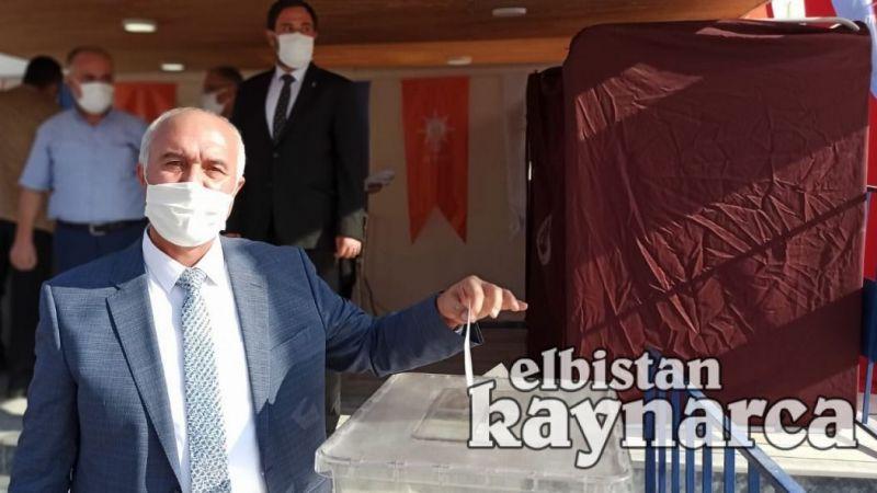 AK Parti'de Ahmet Tıraş dönemi başladı