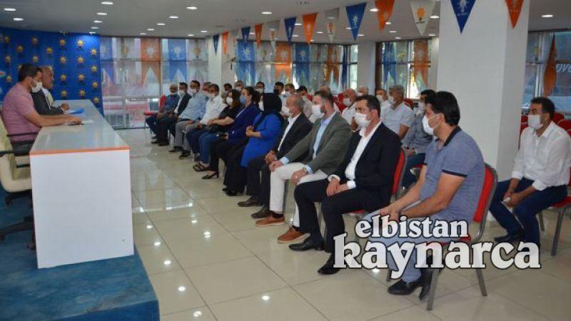 AK Parti'de görev dağılımı belli oldu