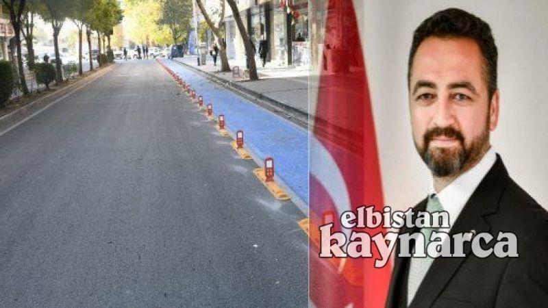 """Başkan Gürbüz: """"Asıl sorun bisiklet yolu değil, parklanma"""""""