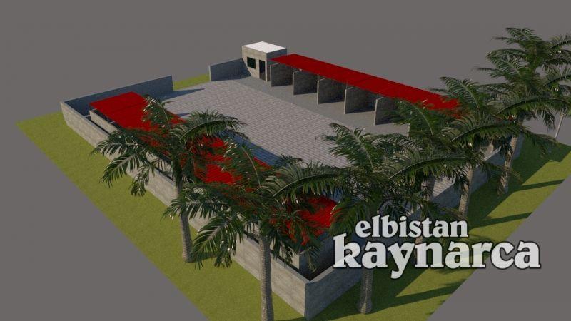 Elbistan Belediyesi, 1.Sınıf Atık Getirme Merkezi kuruyor