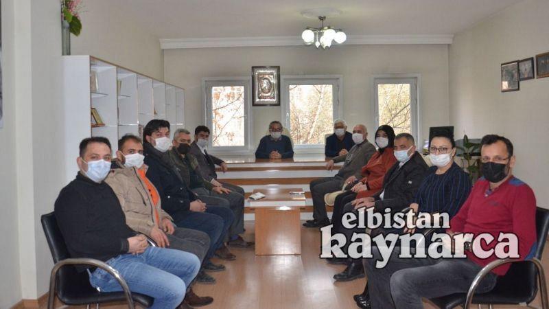 AK Parti'den Çalışan Gazeteciler Günü ziyareti