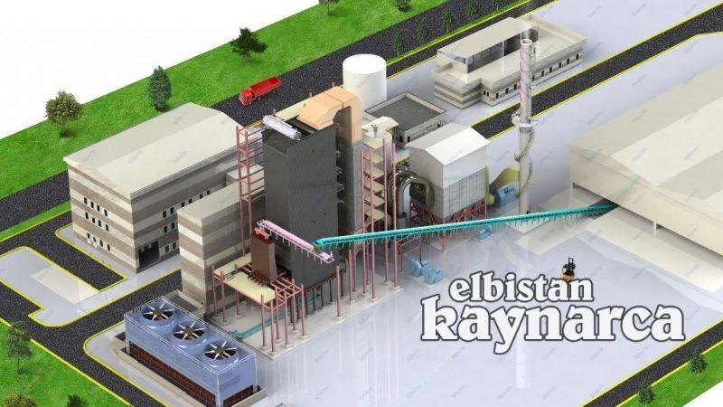 Elbistan'a biyokütle enerji santrali için ilk adım atıldı