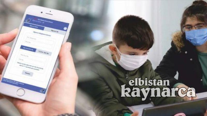 Elbistan'da 24 bin öğrenci elektronik karne alacak