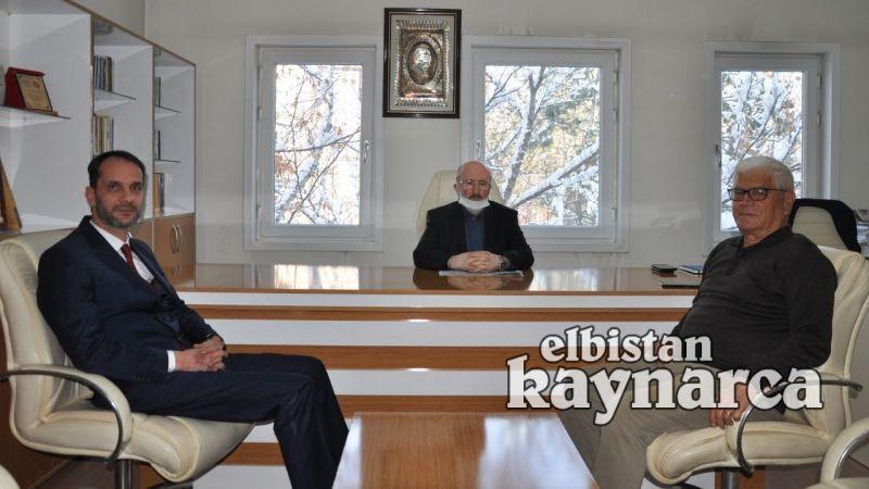 Ülger'den gazetelerimize ziyaret