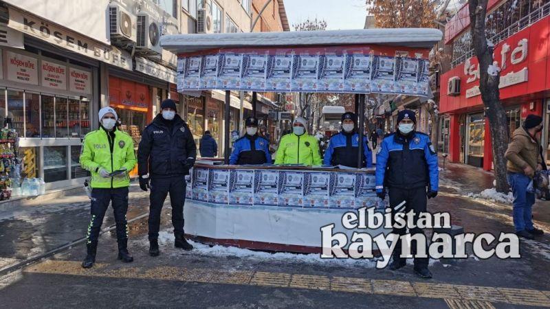 TDP'den 'Kış lastiği hayatta tutar' çalışması