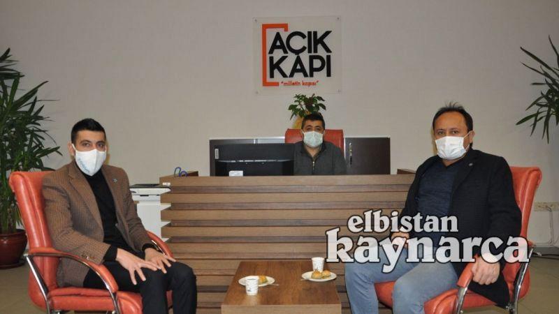TÜGVA'dan Vefa Sosyal Destek Grubu üyelerine tatlı ikramı