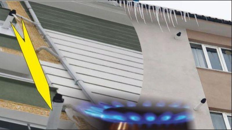 Armadaş'tan doğalgaz kullanıcılarına hayati uyarı