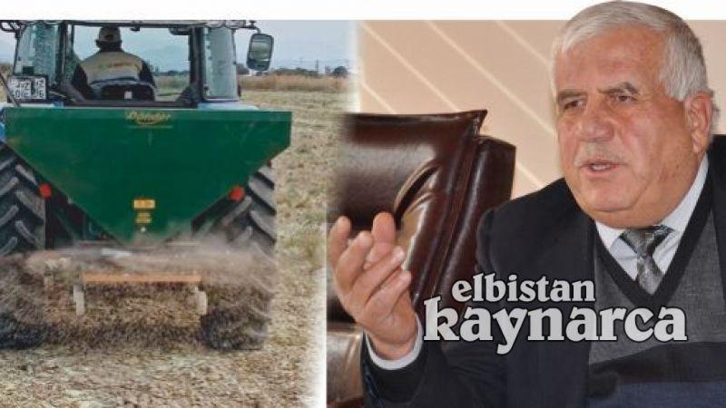 """Başkan Bulut: """"Gübre fiyatlarına acil müdahale şart"""""""