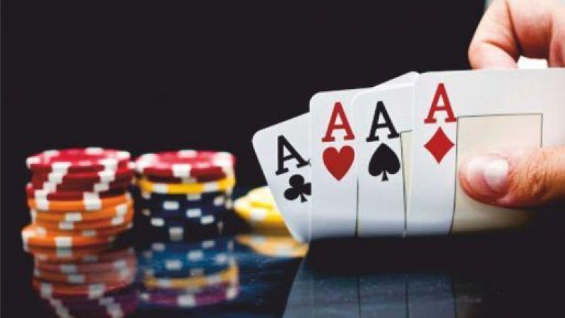 Kumar oynamak için toplanan 14 kişi 37 bin 800 liralarından oldu