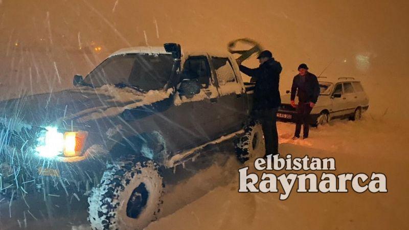 ELOFF'tan yolda kalan vatandaşlara yardım eli