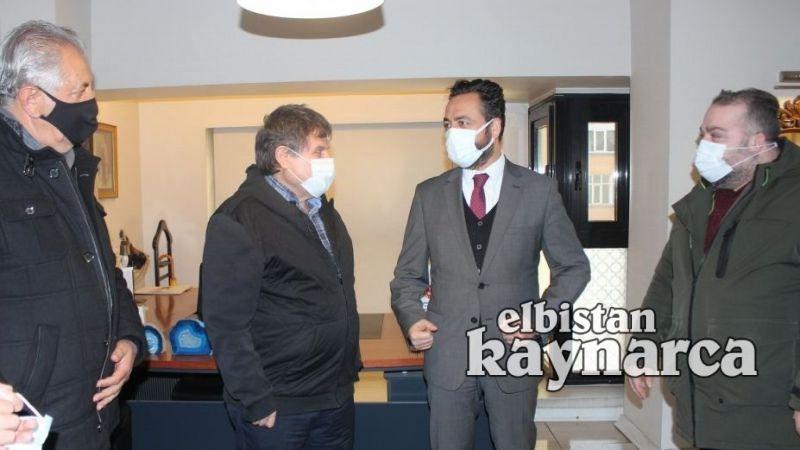 Başkan Gürbüz'den KMBGC'ye ziyaret