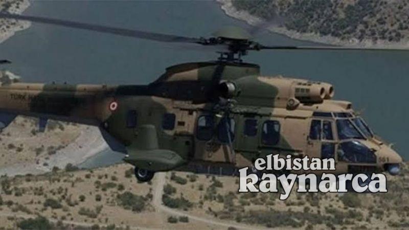 Bitlis'te askeri helikopter düştü: 9 şehidimiz var