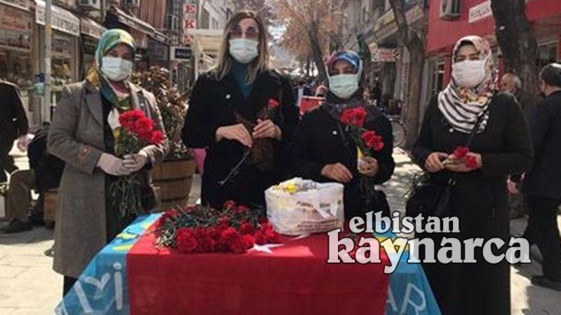 İYİ Parti'den Kadınlar Günü kutlaması