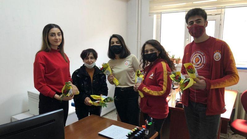 UltrAslan Elbistan ailesinden Kadınlar Günü etkinliği