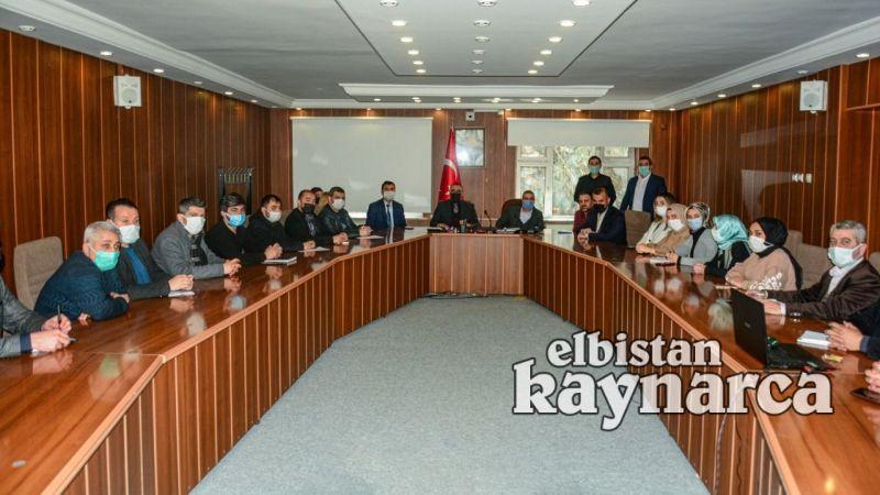 Elbistan Belediyesi personeline seminer