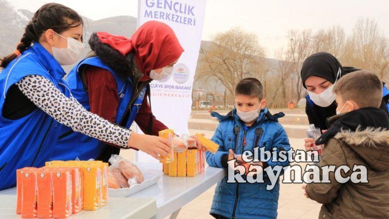 Gençlik Merkezi'nden Miraç Kandili etkinliği