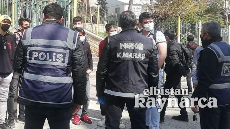 Elbistan'da narko-huzur uygulaması