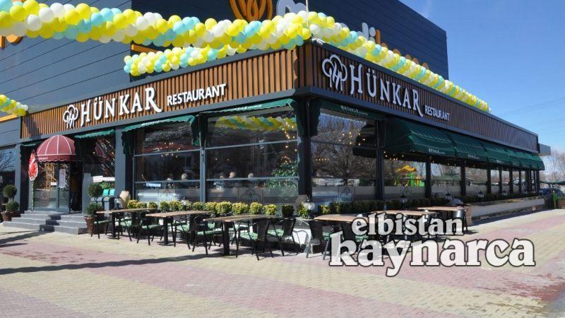 Hünkar Restaurant, misafirlerini ağırlamaya başladı