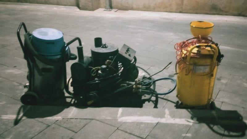 Kahramanmaraş'ta oto yıkamacıdan hırsızlık yaptıkları iddia edilen 2 zanlı tutuklandı