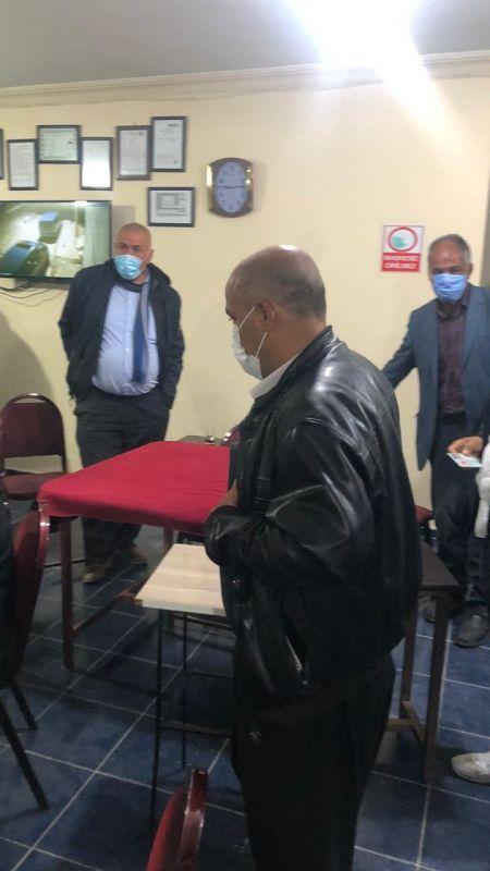Kahramanmaraş'ta kumar oynayan 25 kişiye 86 bin 725 lira ceza kesildi