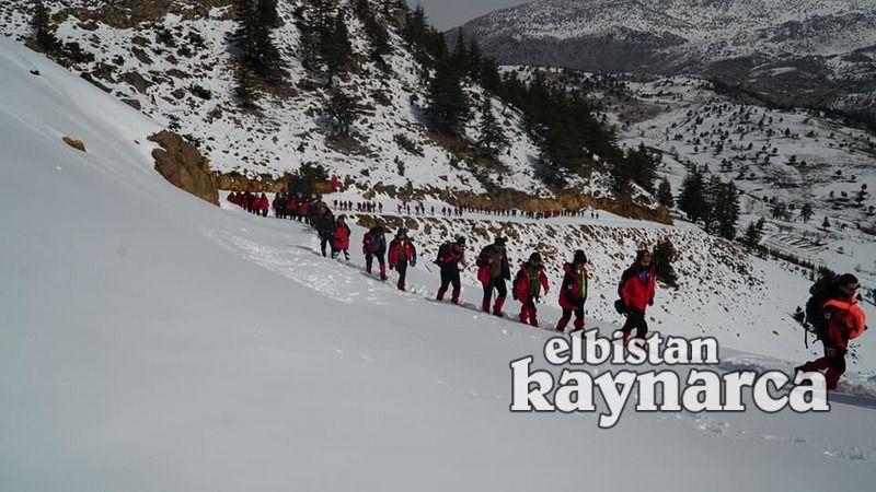 Yazıcıoğlu'nu anmak için Keş Dağı'na tırmandılar