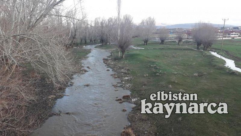 Elbistan'da metrekareye 17,6 kilogram yağış düştü