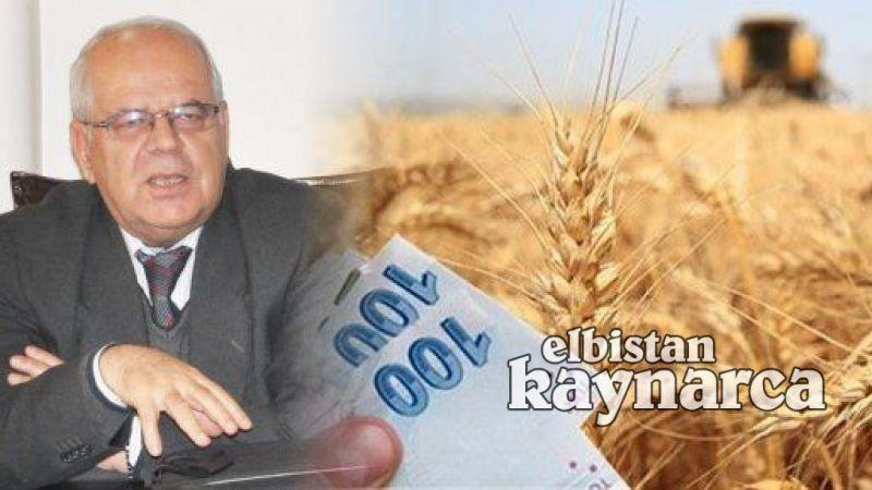 Elbistan çiftçisine 15 milyon 816 bin TL'lik can suyu
