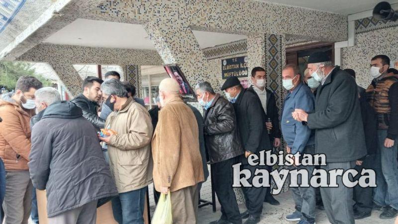 Yazıcıoğlu ve arkadaşları için mevlit okutuldu