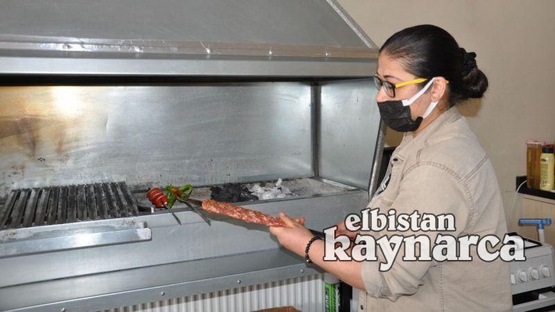 Mekan Çakır'da mangala kadın eli değdi