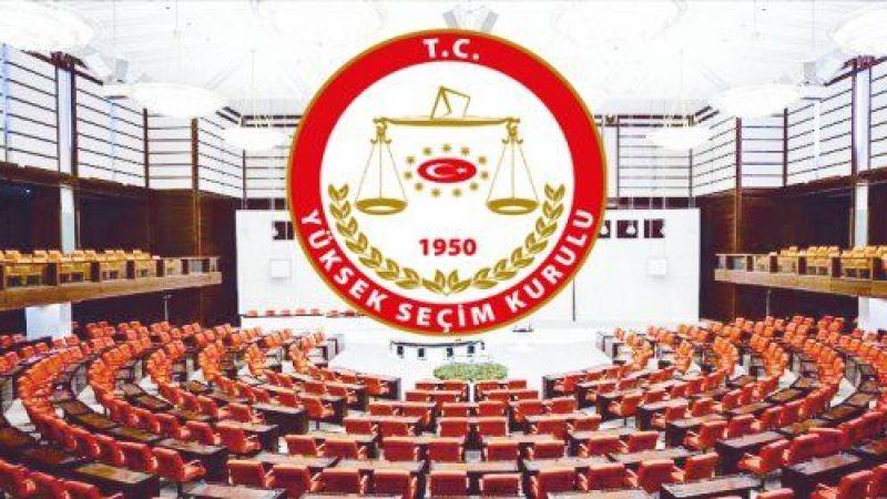 YSK, Kahramanmaraş'ın milletvekili sayısını açıkladı