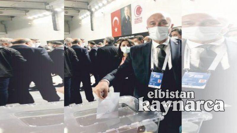 Başkan Tıraş'tan genel kongre açıklaması