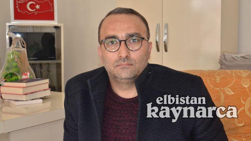 Salih Horuz, Sanayi Sitesi Kooperatif başkan adayı oldu