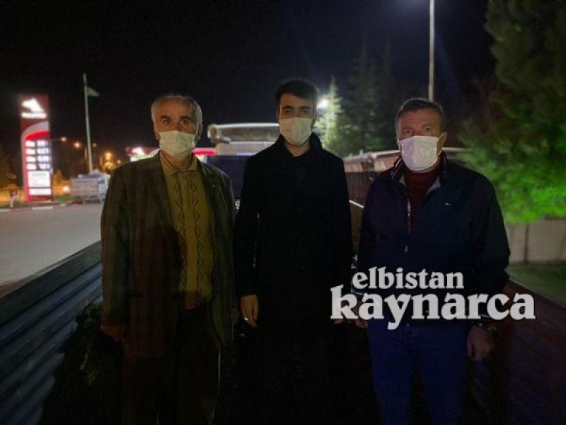 Akbayır halkından Başkan Tıraş'a teşekkür
