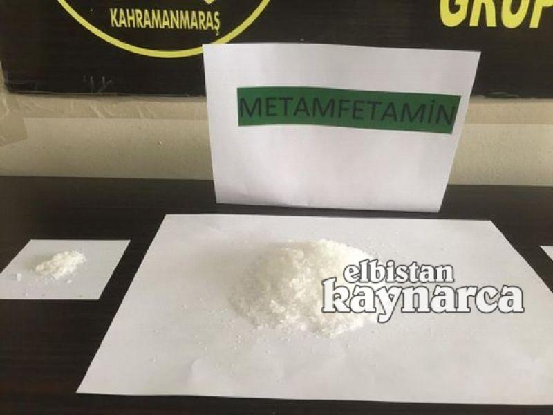 Uyuşturucu operasyonunda 2 şüpheli tutuklandı