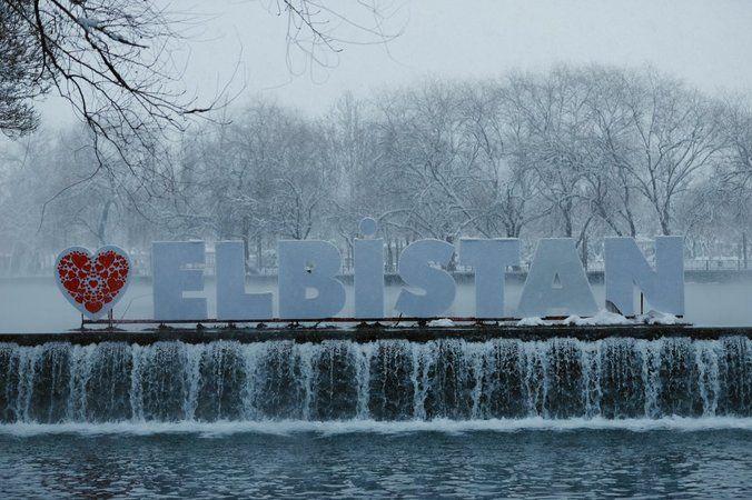 Meteorolojiden Elbistan'a kar uyarısı