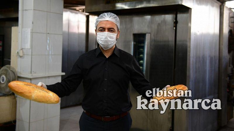 Halk Ekmekte günlük üretim 10 bin adede çıktı