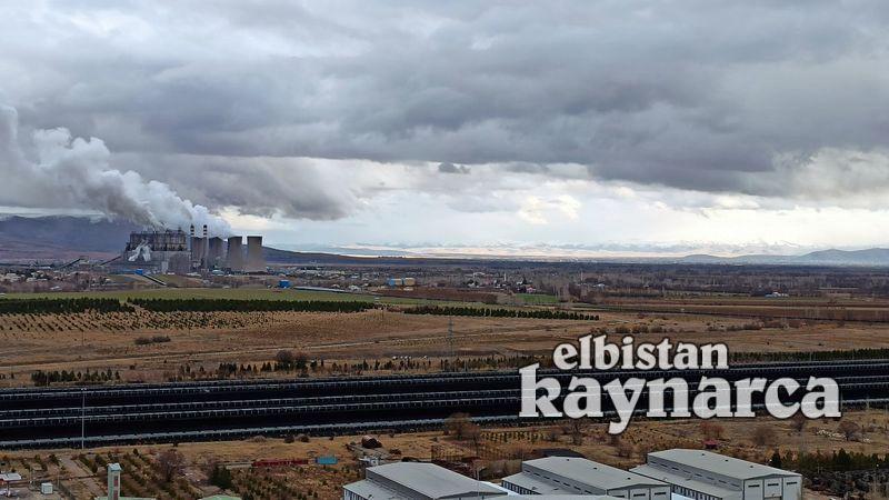 B Termik'e 1100 kilometreden kömür takviyesi