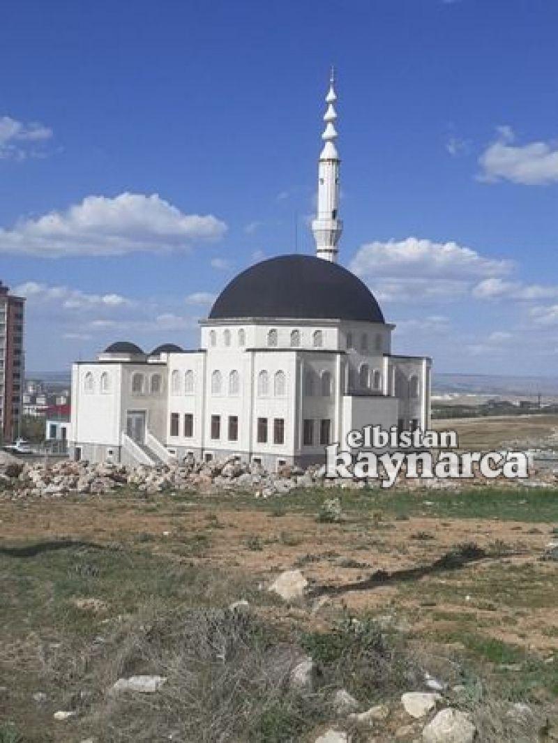Yeşilyurt Hz. Hamza Cami hayırseverlerden destek bekliyor