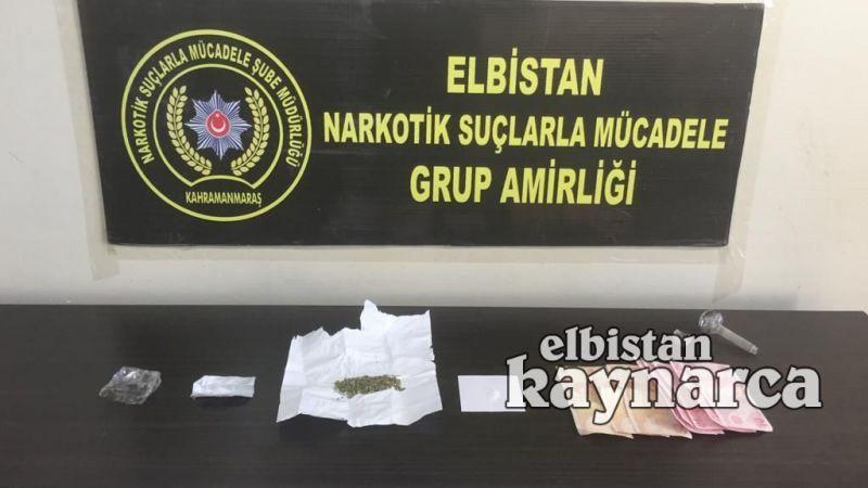 Sokak satıcılarına operasyon: 2 şüpheli tutuklandı