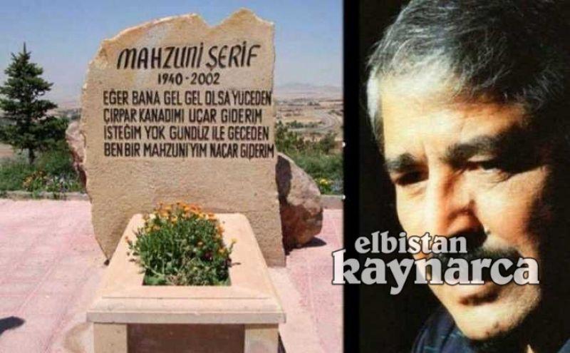 Asrın ozanı Aşık Mahzuni Şerif, vefatının 19.yılında anılıyor