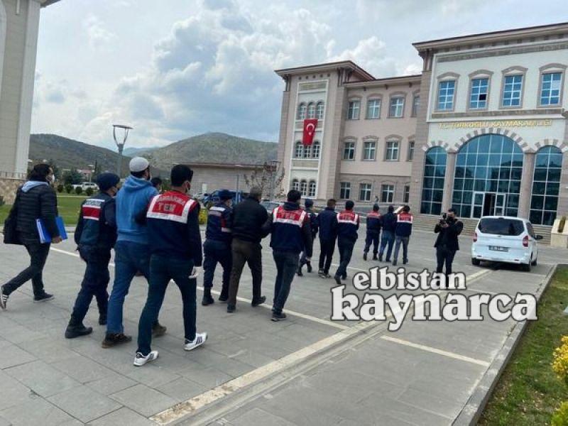 DEAŞ operasyonlarında 20 şüpheli tutuklandı