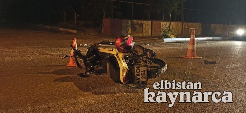 Kışla Caddesi'nde kaza: 1 yaralı
